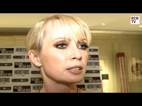 Lysette Anthony  We Still Steal The Old Way Premiere