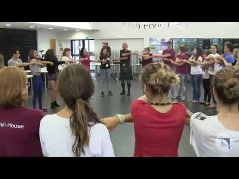 Scottish Folk Dance Class