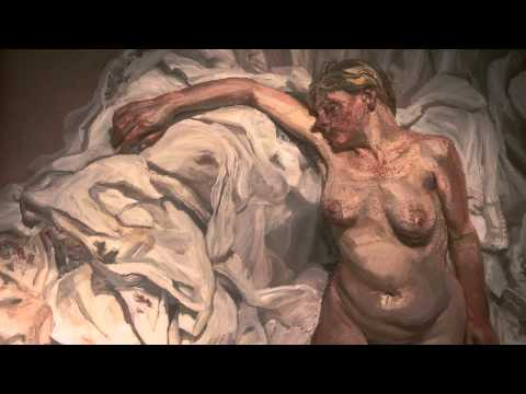 Lucian Freud's Standing by the Rags: 'A kind of battlefield'