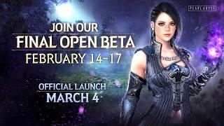 Black Desert: Final Open Beta Teaser Trailer (ESRB)