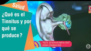 El en dolor oído pulsátil