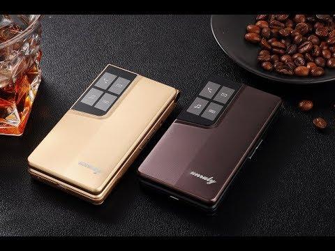 О-о-очень красивый телефон-раскладушка!