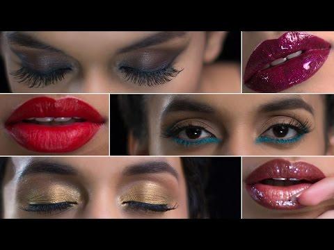 BOLD Makeup Trends of 2017   Makeup Masterclass with L'oreal Paris   Glamrs.com
