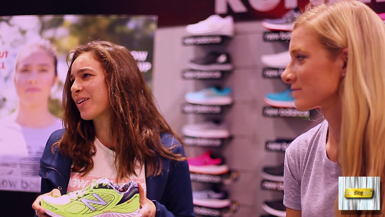 #TRE16 Interview w/ Abbey D'Agostino at New Balance