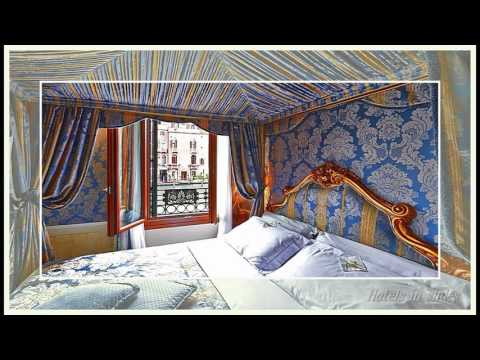Hotel Canal Grande, Venice, Italy