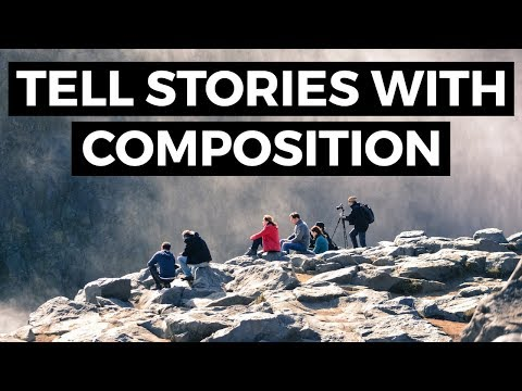 How to Use Landscape Photography Composition to Tell Stories thumbnail