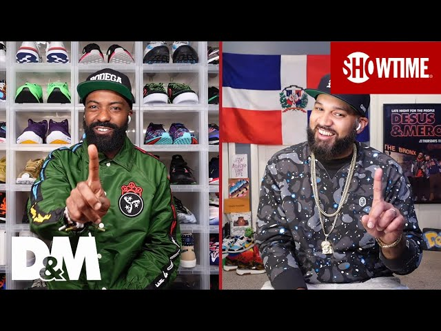 Tyler Perry's Thirst Trap, Ellen's New Hair & Cuomo the Bachelor | DESUS & MERO | SHOWTIME