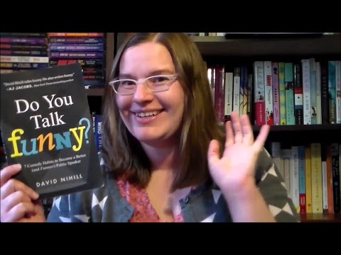Do you talk funny? by David Nihill ~book review