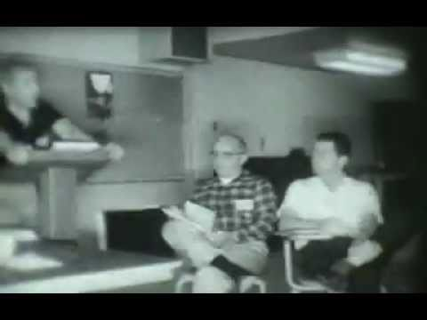 "The Institute of General Semantics presents ""1961 Summer Seminar-Workshop"" - A Silent Film"