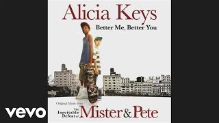 Alicia Keys - Better You, Better Me (Audio) YouTube Videos