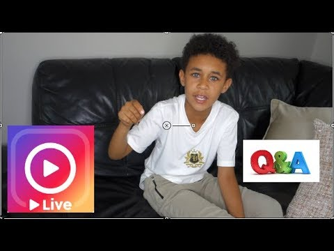Ask me anything you want | Instagram Live |