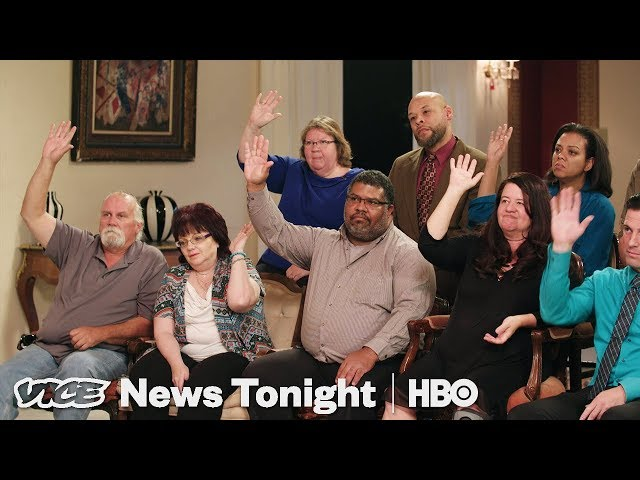 """Nevada Voters, Republicans And Democrats, Are """"Mad As Hell"""" (HBO)"""