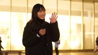 2019/01/19 17時33分~ なんばバス停 高島屋前 路上ライブ 下北姫菜 htt...