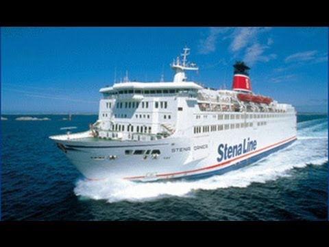 Stena Line Ferry Tour (8 Hours Sailing) From Belfast- N. Ireland To Liverpool-England On Irish Sea