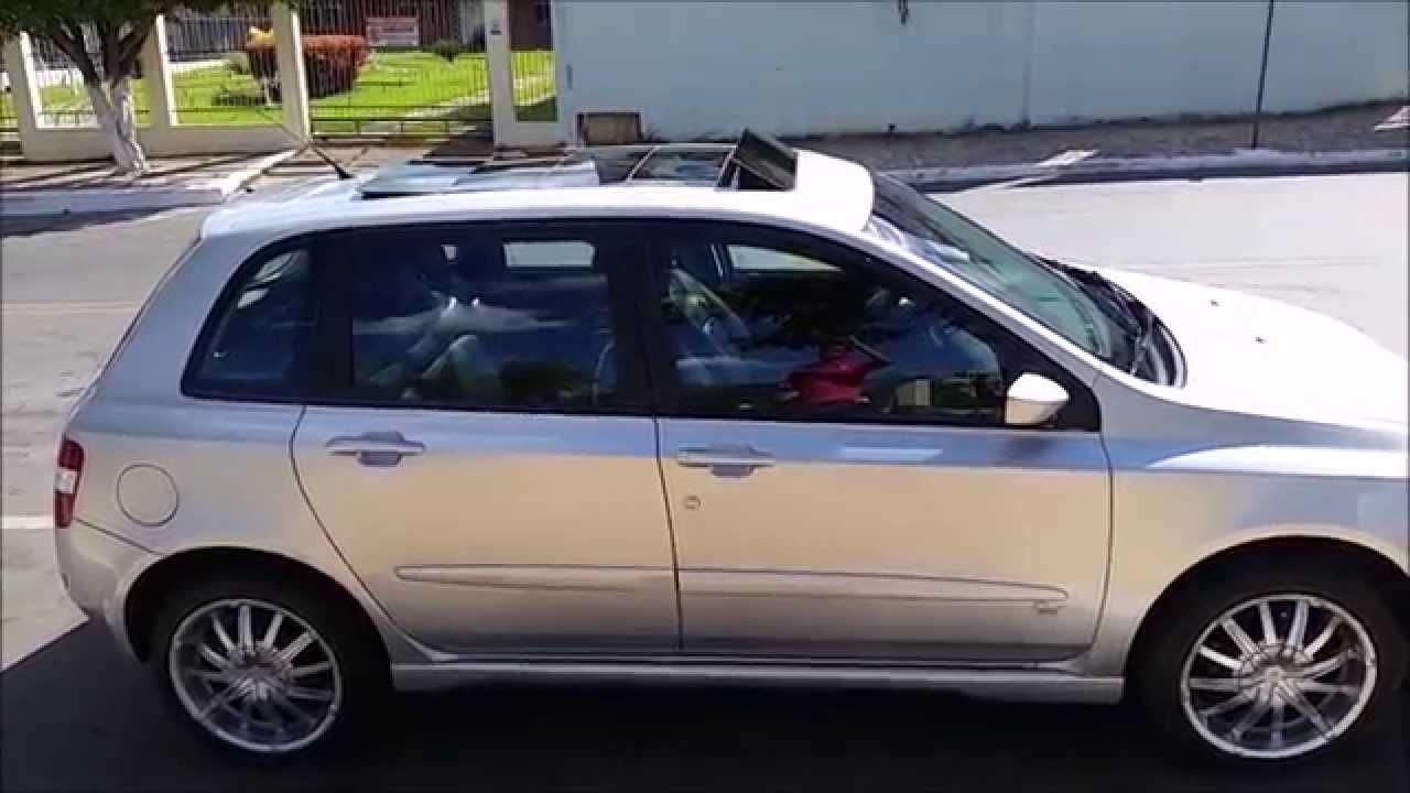 Fiat Stilo - Teto Solar Sky Window