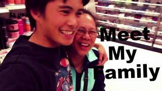 Meet My Filipino Family ~ Our Half Asian Adventure