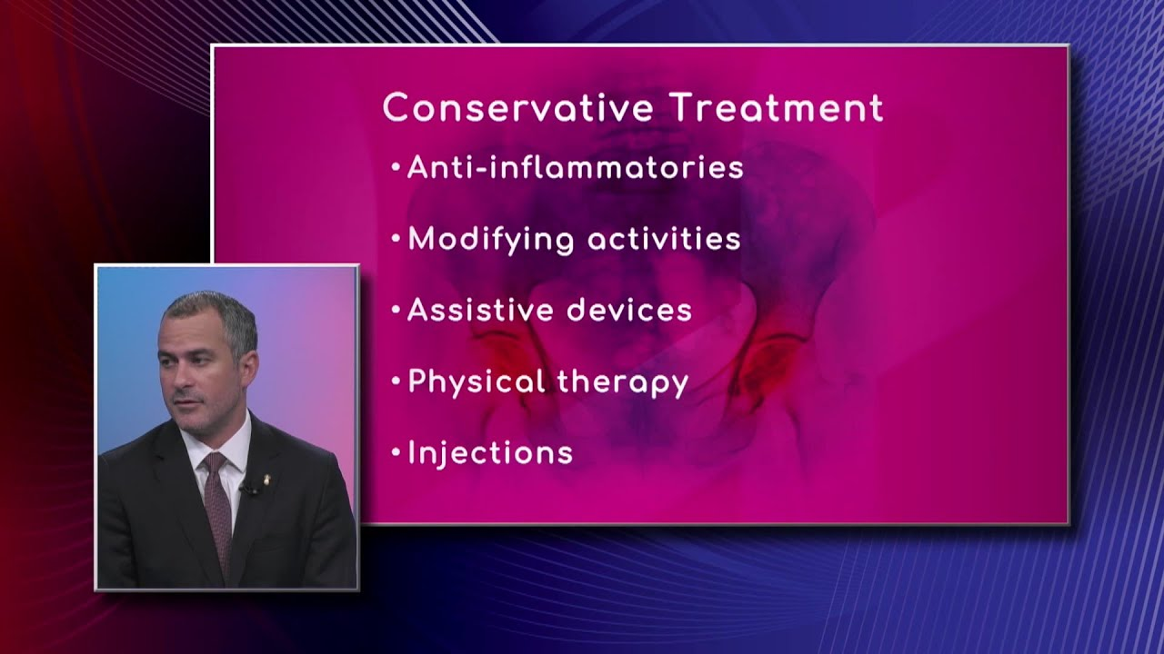 Arthritis: Conservative Treatments