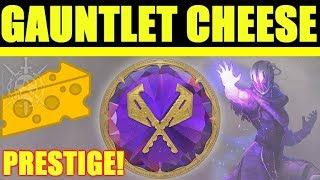 Destiny 2 - Cheese Gauntlet Prestige