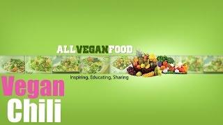 How To Make Vegan Chili - Easy!