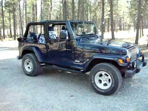 Introduction To A 2006 Jeep Wrangler Unlimited.