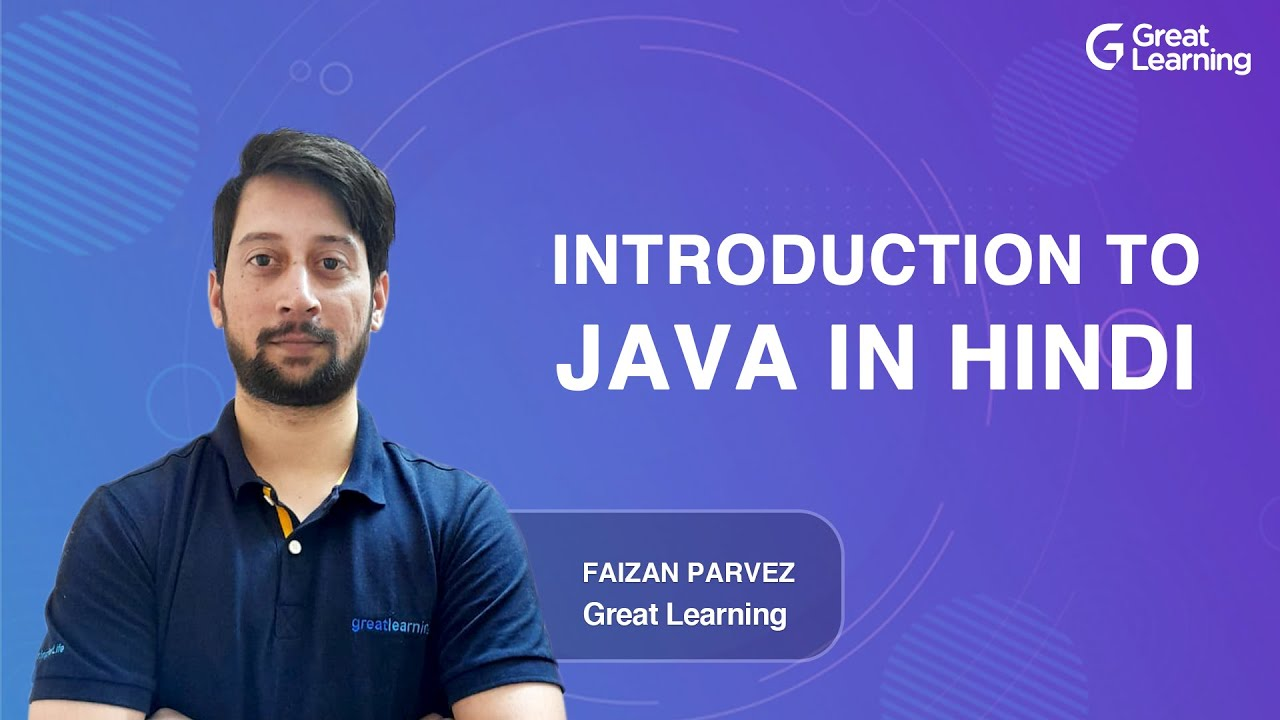 Introduction to Java in Hindi | Java Programming for Beginners in 2021