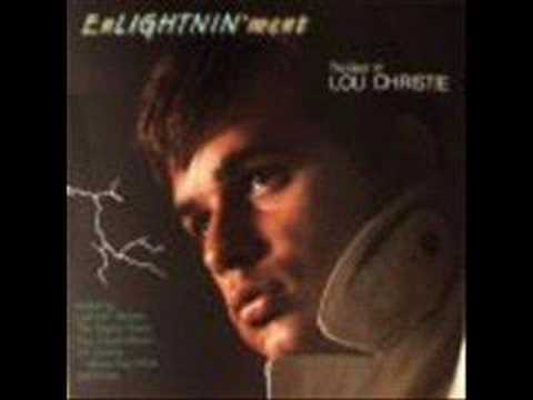 Lou Christie Two Faces Have I All That Glitters Isnt Gold