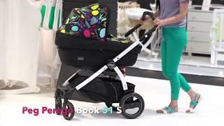 Коляска для новорожденного Peg Perego Book 51 s