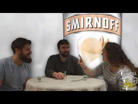 Smirnoff Sorbet Light White Peach Vodka Review
