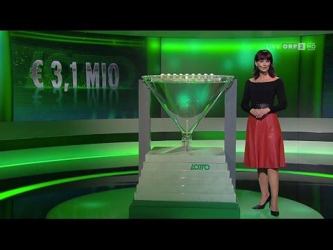 Lotto 6 Aus 45 Mit Joker In Orf2 Vom 20 Nov 2016 Youtube