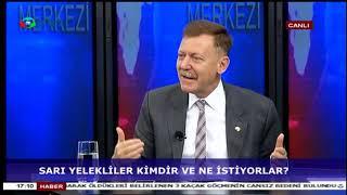 Gambar cover Haber Merkezi - Ebru Birçak & Prof. Dr. Aytuğ Atıcı - 4 Aralık 2018 - KRT TV