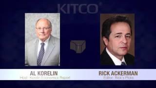 Kitco Audio: Al and Rick Ackerman see Clear Horizon for Gold and Silver