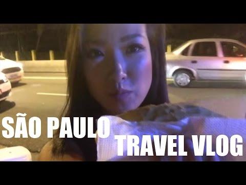 Travel Vlog: SÃO PAULO, BRAZIL!