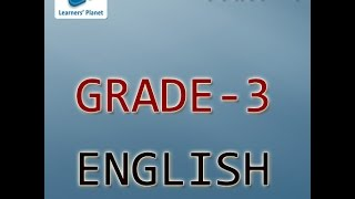 Online English Interactive Apps For 3rd Class