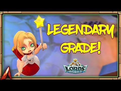 Witch Doll to Legendary Grade! What is Force? Colosseum Talk! Lords Mobile