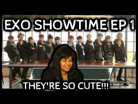 EXO SHOWTIME UPDATE + THANK YOU FOR 2,000 SUBSCRIBERS!!