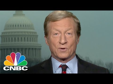 Democratic Mega-Donor Tom Steyer On President Donald Trump's Infrastructure Plan | CNBC