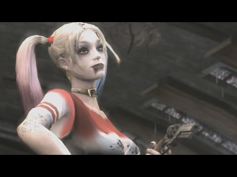 Injustice: Gods Among Us - Suicide Squad NEW Harley Quinn Costume / Skin *PC Mod* (1080p 60FPS)