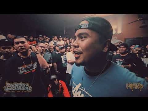 FlipTop - Batang Rebelde vs Pistolero