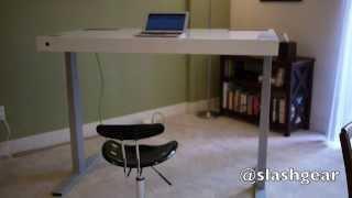 Stir Kinetic Desk hands-on