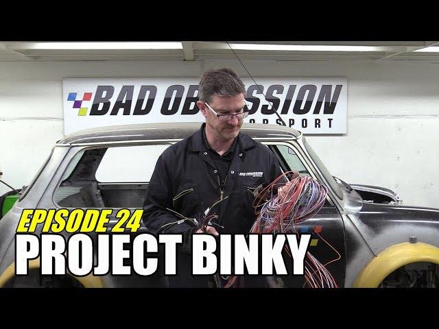 Project Binky - Episode 24 - Austin Mini GT-Four - Turbocharged 4WD Mini