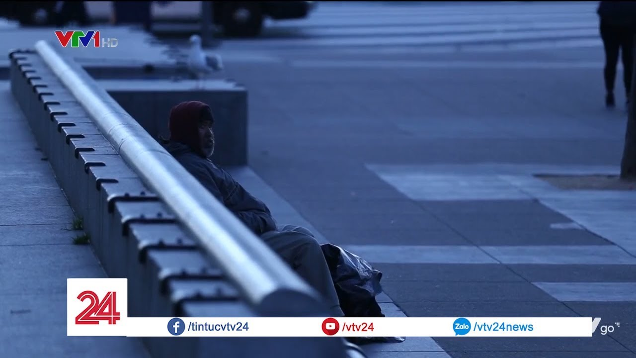 Khủng hoảng người vô gia cư tại California, Mỹ | VTV24