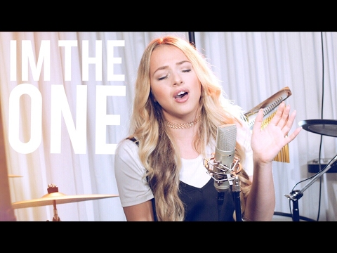 DJ Khaled - I'm the One ft. Justin Bieber, Quavo, Chance the Rapper, Lil Wayne (Emma Heesters Cover) from YouTube · Duration:  3 minutes 46 seconds