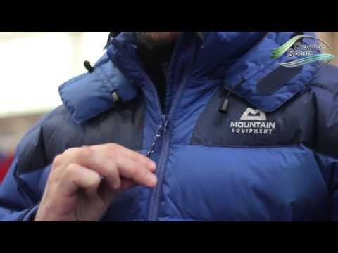 The Classic Lightline From Mountain Equipment. Www.gaynors.co.uk Look At This Popular Down Piece.