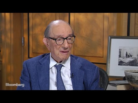 Greenspan Says an Insurance Cut From the Fed Makes Sense