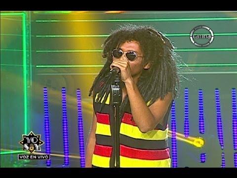 Yo Soy: Bob Marley interpreta la favorita de los fanáticos