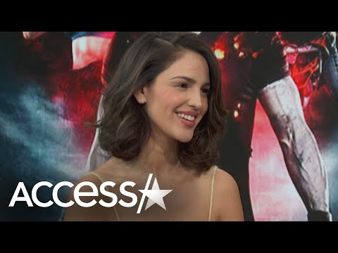Eiza González Explains Why Vin Diesel Intimate Scenes Were 'Nerve-Wracking'
