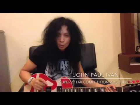SuperMusic ID: John Paul Ivan Mp3