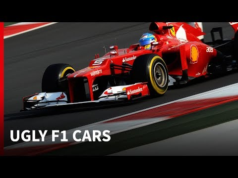 10 times F1 rule changes created ugly cars