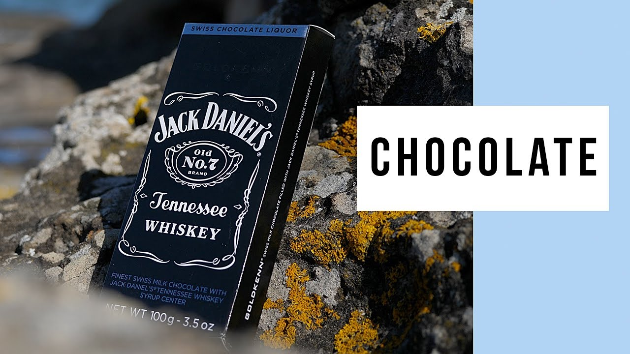 Jack Daniel's Chocolate?