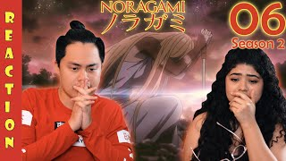 Noragami Season 2 Episode 6 Reaction and Review! A HAPPY ENDING!